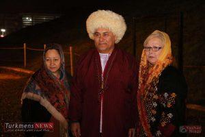 TurkmensNews Yadvareh 49 300x200 - یادواره پدر فرش ترکمن استاد نیاز محمد نیازی در جوار گنبدقابوس برگزار شد+تصاویر