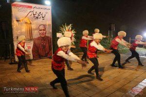 TurkmensNews Yadvareh 52 300x200 - یادواره پدر فرش ترکمن استاد نیاز محمد نیازی در جوار گنبدقابوس برگزار شد+تصاویر