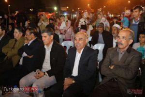 TurkmensNews Yadvareh 53 300x200 - یادواره پدر فرش ترکمن استاد نیاز محمد نیازی در جوار گنبدقابوس برگزار شد+تصاویر