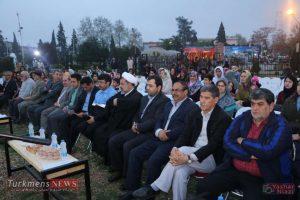 TurkmensNews Yadvareh 57 300x200 - یادواره پدر فرش ترکمن استاد نیاز محمد نیازی در جوار گنبدقابوس برگزار شد+تصاویر