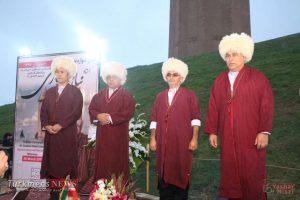 TurkmensNews Yadvareh 58 300x200 - یادواره پدر فرش ترکمن استاد نیاز محمد نیازی در جوار گنبدقابوس برگزار شد+تصاویر