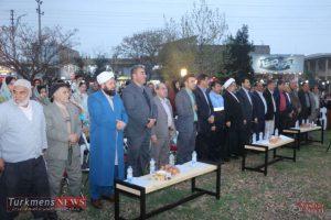 TurkmensNews Yadvareh 59 300x200 - یادواره پدر فرش ترکمن استاد نیاز محمد نیازی در جوار گنبدقابوس برگزار شد+تصاویر