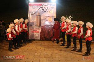 TurkmensNews Yadvareh 65 300x200 - یادواره پدر فرش ترکمن استاد نیاز محمد نیازی در جوار گنبدقابوس برگزار شد+تصاویر