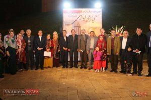 TurkmensNews Yadvareh 68 300x200 - یادواره پدر فرش ترکمن استاد نیاز محمد نیازی در جوار گنبدقابوس برگزار شد+تصاویر