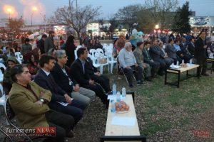 TurkmensNews Yadvareh 9 300x200 - یادواره پدر فرش ترکمن استاد نیاز محمد نیازی در جوار گنبدقابوس برگزار شد+تصاویر