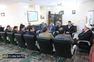 Vahdat Turabi TurkmensNews 3 300x200 - با انجام کارهای عملی و کاربردی به تقویت وحدت در منطقه و جهان اسلام کمک کنیم