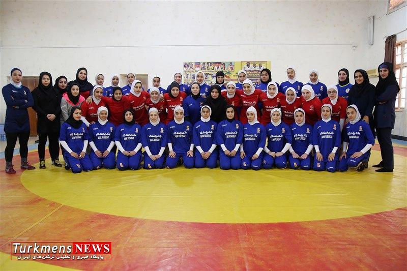 Varzesh 24B - دعوت ورزشکار گلستانی به اردوی تیم ملی کشتی کلاسیک زنان