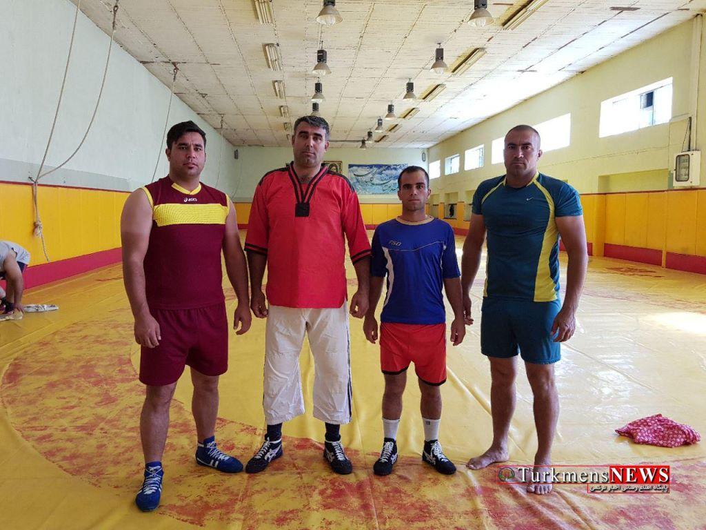 Varzesh Jergelan 22 Sh - اعزام سه ورزشکار جرگلاني به مسابقات آسيايي 2017 ترکمنستان