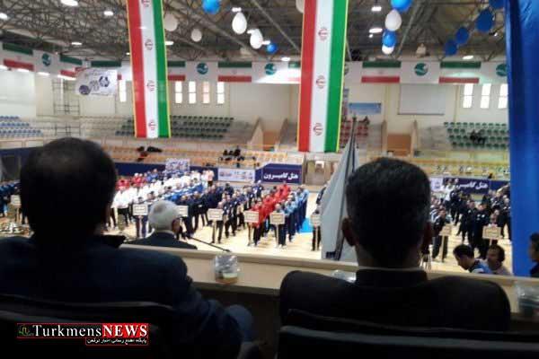 Varzeshi 16E - درخشش گلستانیها در المپیاد ورزشی وکلای دادگستری کشور