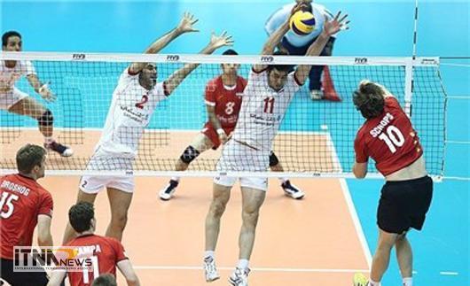 VolleyBoll 11 m - تقلب والیبال آسیا از روی دست FIVB