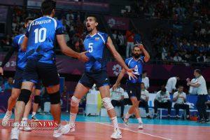 Volleybaii 10S 2 300x200 - ایران 3 – کره جنوبی صفر؛ پایان خوش جاکارتا با طلای والیبال