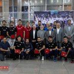 Volleyball 12S 150x150 - تاریخ سازان والیبال ایران به میهن بازگشتند