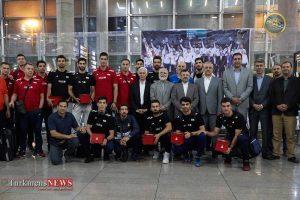 Volleyball 12S 300x200 - تاریخ سازان والیبال ایران به میهن بازگشتند