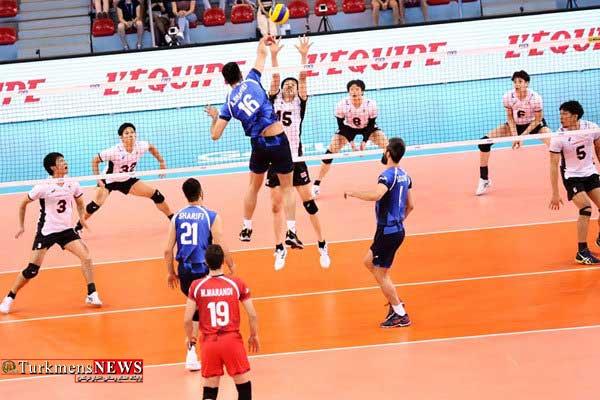 Volleyball 18S - آغاز نبرد غولهای والیبال جهان از امروز