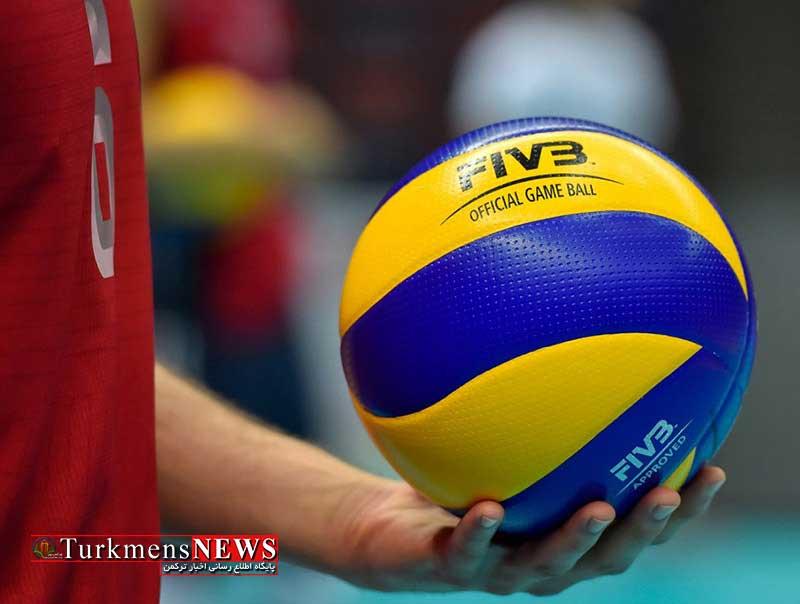 Volleyball 5O - حضور 578 ورزشکار در سومین المپیاد والیبال گلستان