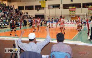 Volleyball Gonbad 300x188 - گنبدکاووس چک اول را محکم زد+تصاویر