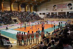 Volleyball ITNANEWS 16m 14 300x200 - گنبدکاووس چک اول را محکم زد+تصاویر