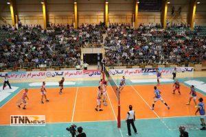 Volleyball ITNANEWS 16m 16 300x200 - گنبدکاووس چک اول را محکم زد+تصاویر