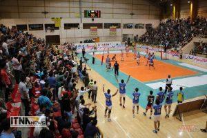 Volleyball ITNANEWS 16m 20 300x200 - گنبدکاووس چک اول را محکم زد+تصاویر