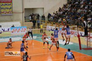 Volleyball ITNANEWS 16m 26 300x200 - گنبدکاووس چک اول را محکم زد+تصاویر