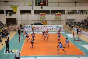 Volleyball ITNANEWS 16m 45 300x200 - گنبدکاووس چک اول را محکم زد+تصاویر
