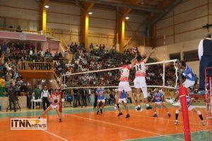 Volleyball ITNANEWS 16m 61 300x200 - گنبدکاووس چک اول را محکم زد+تصاویر