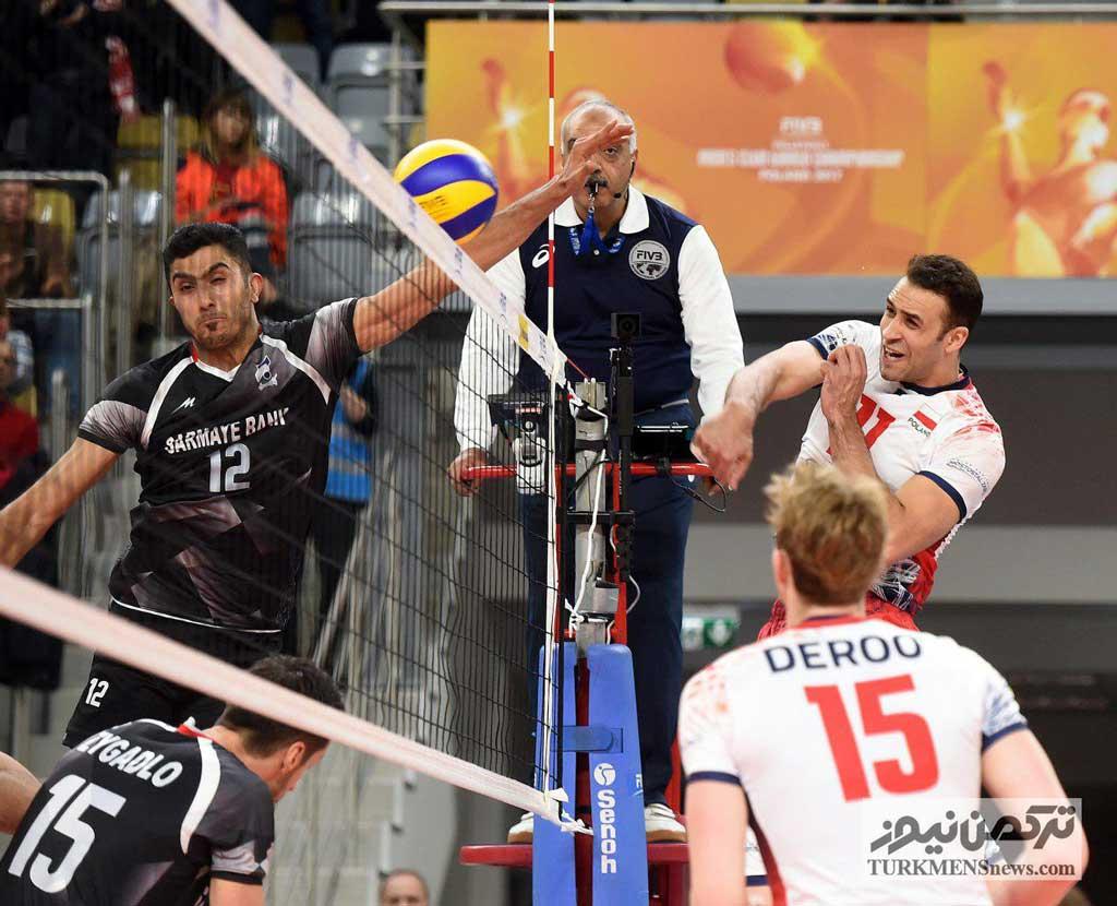Volleyboll 1 22Az - امشب، آخرین فرصت ستارههای والیبال ایران