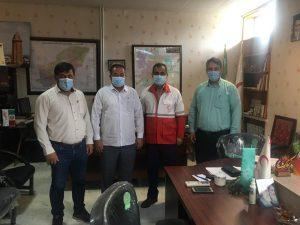 WhatsApp Image 2021 08 05 at 15.23.35 300x225 - کمک خیر داوطلب گنبدکاووس به پایگاه امداد و نجات ایمر