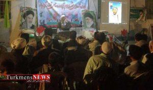 Yadvare Shohada 9M 3 300x177 - برگزاری یادواره شهدا محله ی اسلام آباد گنبد کاووس+تصاویر