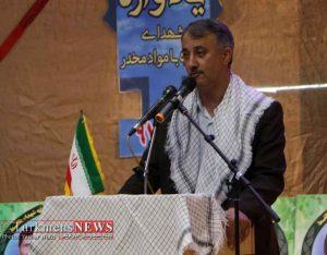 عبدالقدیر کریمی فرماندار شهرستان گنبدکاووس
