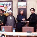 Yashar Niazi01 150x150 - یاشار نیازی به عنوان مشاور رسانه ای فرماندار معارفه شد+عکس