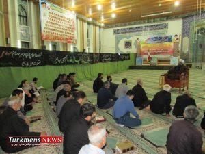 برنامه ها ی مسجد جامع بندرترکمن در ماه مبارک رمضان اعلام شد