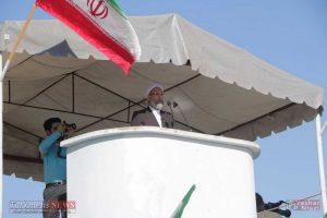 aid gonbad 1 300x200 - نماز عید فطر با حضور وزیر راه و شهرسازی در گنبدکاووس اقامه شد+تصاویر