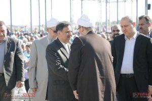 aid gonbad 3 300x200 - نماز عید فطر با حضور وزیر راه و شهرسازی در گنبدکاووس اقامه شد+تصاویر