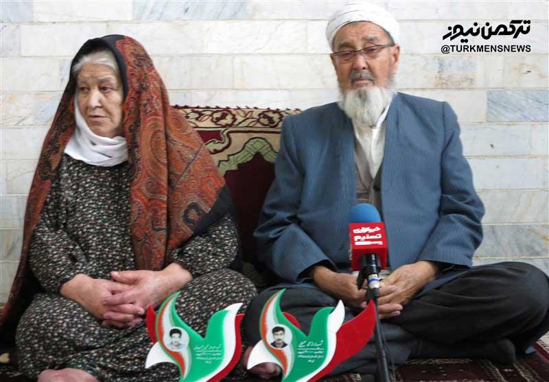 akhoond habibli torkmanha defa - «پسران ایران»؛ روایت غیرت ترکمنها در دفاع از وطن