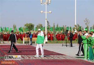 alachigh4 300x209 - افتتاح تالار آلاچیق نوروز در ترکمنستان  + تصاویر