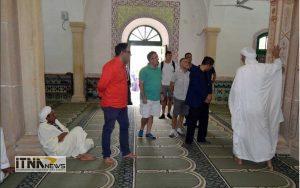 aljazayer itnanews 300x188 - بازدید سفیر انگلیس از مسجدی در الجزایر + تصویر