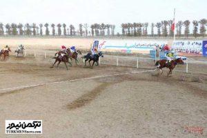 asbdavani2 29a 300x200 - هفته سوم کورس اسبدوانی در گنبدکاووس امروز برگزار میشود