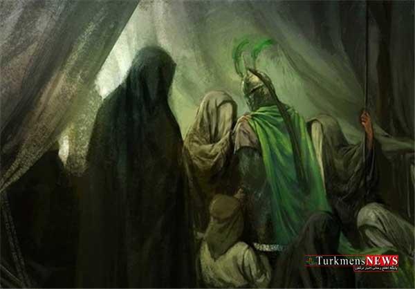 ashora 9m - چرا خواهران و زنان و اطفال امام حسین به همراه او بودند؟