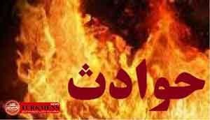 atash 2d 300x172 - یک زن در آتش سوزی روستای مالای شیخ غراوی جان باخت
