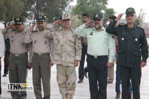 atrafshani1 21m 300x200 - آیین عطرافشانی گلزار شهدای 8 سال دفاع مقدس برگزار شد+تصاویر
