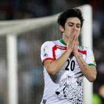 سرنوشت سردار آزمون,خداحافظی از تیم ملی