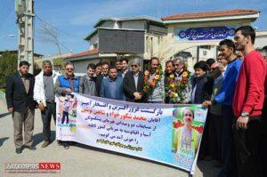 bandarturkmensnews 25e 300x199 - استقبال از قهرمانان دو ومیدانی آسیا-اقیانوسیه در بندر ترکمن