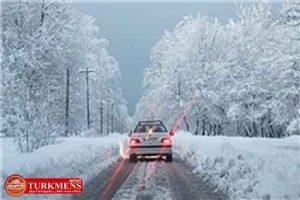 سرمای شدید درگلستان پیش بینی می شود/ آمادگی نیروهای امدادی و تجهیزات