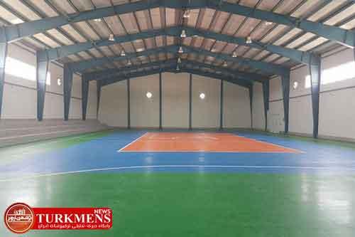 bashgah 2b - اختصاص۸۰۰ میلیون تومان برای تکمیل سالن های ورزشی گنبدکاووس و کلاله