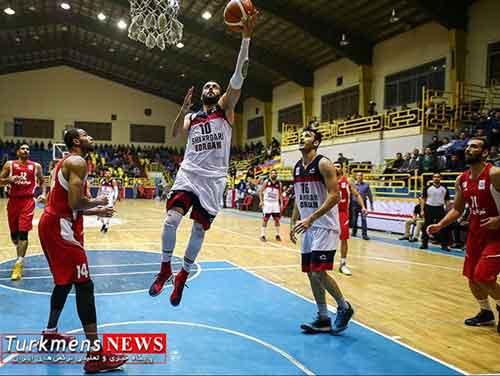 basketshahrdari gorgan - تیم بسکتبال شهرداری گرگان امیدوار به تکرار تاریخ شیرین موفقیت