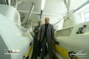 bazdid galikesh 300x200 - بازدید استاندار گلستان از شهرک صنعتی گالیکش