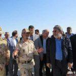 گلستان,بازدید وزیر کشور,خطوط مرزی زمینی و هوایی