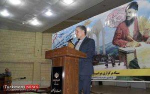 cheraghali turkmensnews 300x189 - مختومقلی فراغی ظرفیت بی نظیری برای توسعه فرهنگی گلستان است
