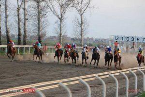 d7turkmensnews 17e 300x200 - هفته سی و سوم مسابقات اسبدوانی کورس زمستان ۹۶ گنبدکاووس برگزار شد+عکس